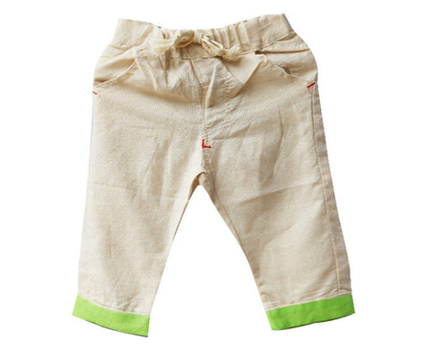 Hemp Cotton boys summer shorts children brand beach shorts kids casual shorts , C294 - CelebritystyleFashion.com.au online clothing shop australia