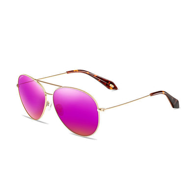 Real Polarized Men & Women Sunglasses Aviation Flash Mirrored Lens UV Protection Eyewear Female Pilots Sun Glasses #3025V - CelebritystyleFashion.com.au online clothing shop australia