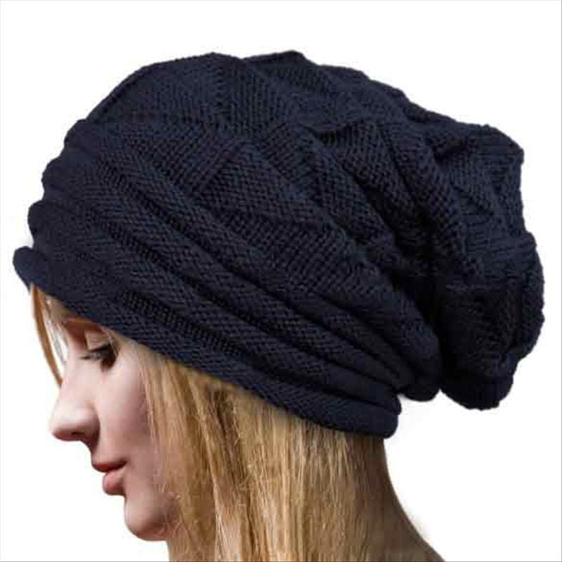 2ec3080e8a0 Fold Flanging Snowboard Skiing Skating Warm Knitted Cap Beanies Snap S –  CELEBRITYSTYLEFASHION