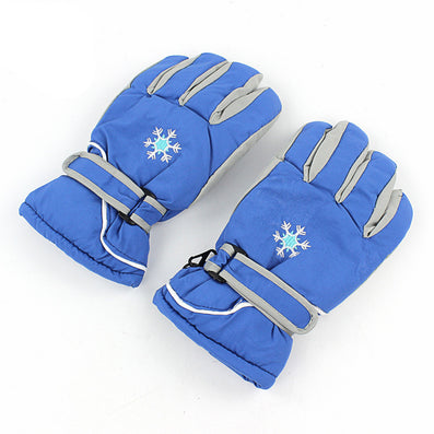 Kids children Windproof Waterproof Snow Ski Gloves outdoor sport warm gloves MG-05 - CelebritystyleFashion.com.au online clothing shop australia