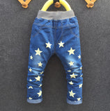 cartoon fashion character children kid baby boy girl jeans pants - CelebritystyleFashion.com.au online clothing shop australia