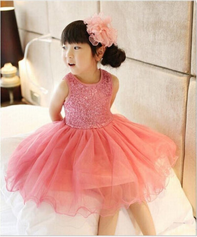 Baby Girl Christmas Dress New Sequin Princess Tutu Dresses For Girls Kids baby Clothing Baptism dress,vestidos infantis - CelebritystyleFashion.com.au online clothing shop australia