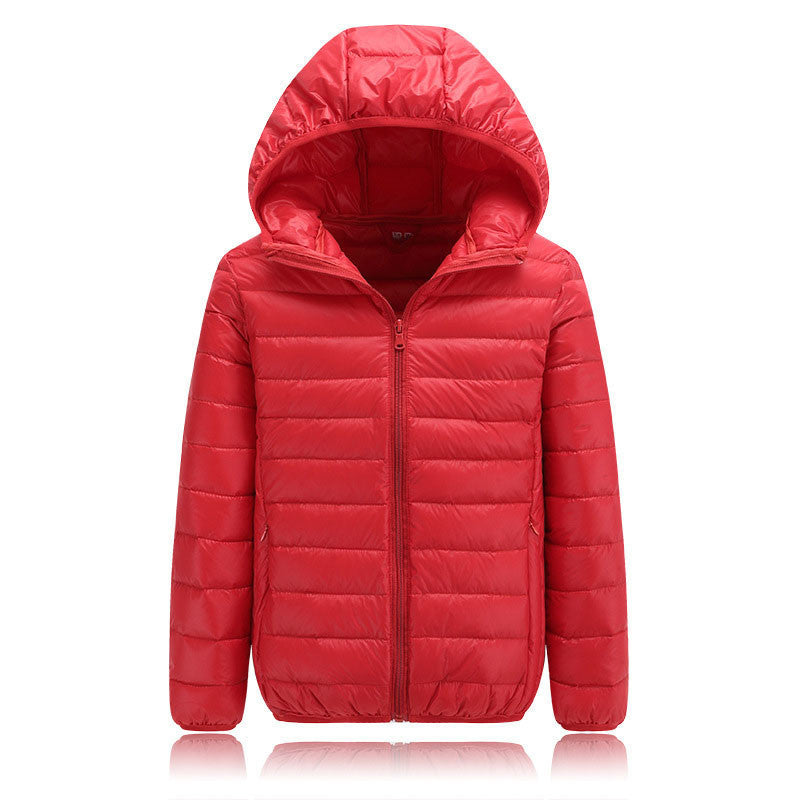 2ee307acc718 High Quality Winter Child Boy Down Jacket Parka Big Girls Warm Coat ...