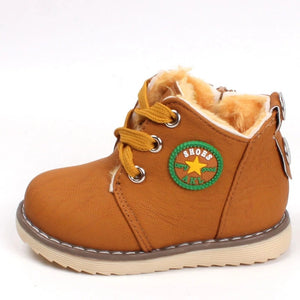 children's winter shoes thick keep warm cotton-padded boots boys girls high quality non-slip comfortable boots 273 - CelebritystyleFashion.com.au online clothing shop australia