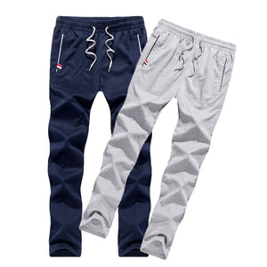 Men pants thin teenage boy trousers new autumn male casual straight health pants student plus size 4XL 5XL 6XL - CelebritystyleFashion.com.au online clothing shop australia
