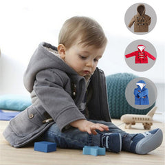 New Baby Boy Jacket Children outerwear Coat Kids Jackets for Boy Girls Winter Jacket Warm Hooded Children Clothing Kids Clothes - CelebritystyleFashion.com.au online clothing shop australia