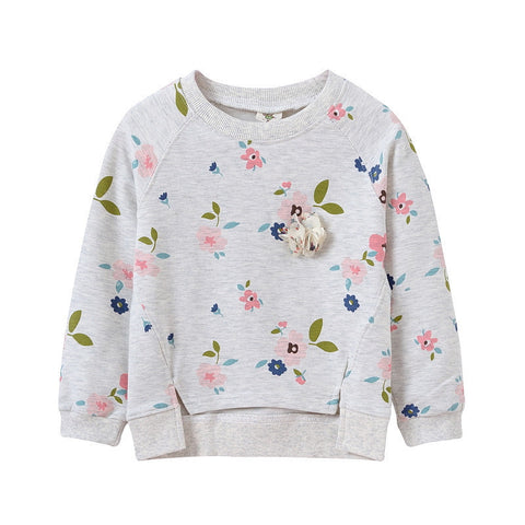 baby girl sweater children jacket blouse for girls sweatershirt autumn spring flower children jacket 1045 60 - CelebritystyleFashion.com.au online clothing shop australia