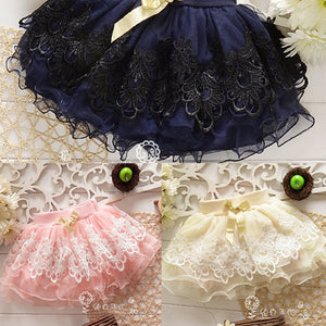 New Toddler Baby Girls Floral Mini Skirt Kid Tutu Party Short Skirt 2-5T - CelebritystyleFashion.com.au online clothing shop australia