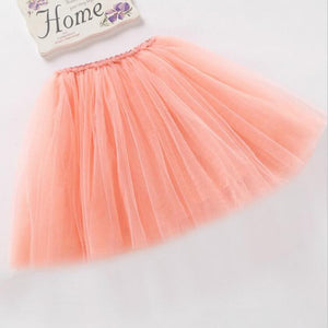 7 colors girls skirts princess lovely tutu skirt 2-10Y kids summer skirt candy color short girls skirt - CelebritystyleFashion.com.au online clothing shop australia