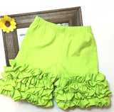 baby girls summer shorts icing shorts13 colors SOLID COLOR summer shorts children boutique shorts - CelebritystyleFashion.com.au online clothing shop australia