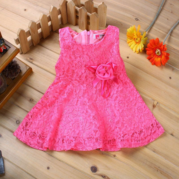 Trustful 2019 Brand Newborn Toddler Infant Baby Girl Princess Clothes Lace Flower Tops Romper Floral Pp Shorts Pants Holiday Outfit Set Non-Ironing Clothing Sets
