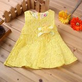 Summer Brand Baby Dresses Girl Princess Dress Flower Toddler Infant Newborn Baby Girls Party Wedding Dress Baby Lace Dress - CelebritystyleFashion.com.au online clothing shop australia