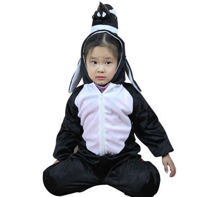 Penguin / 24M24 Styles Animal Disfraces Cosplay Sets Halloween Costumes For Kids Children's Christmas Clothing Boys Girls clothes 2T-9Y