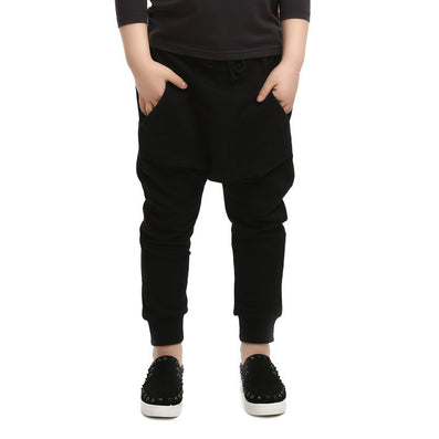 child spring harem pants male child casual long trousers 3-14 years old boy spring and autumn sport pants - CelebritystyleFashion.com.au online clothing shop australia
