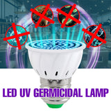 UV Lamp LED Sterilizer Lamp LED UVC Germicidal Bulb Ultraviolet Light