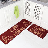 40X60+40X120CM/Set Anti-Slip Kitchen Mat Absorb Water Bathroom Carpet Home Entrance Doormat/Area Rug Bedroom Rugs And Carpets