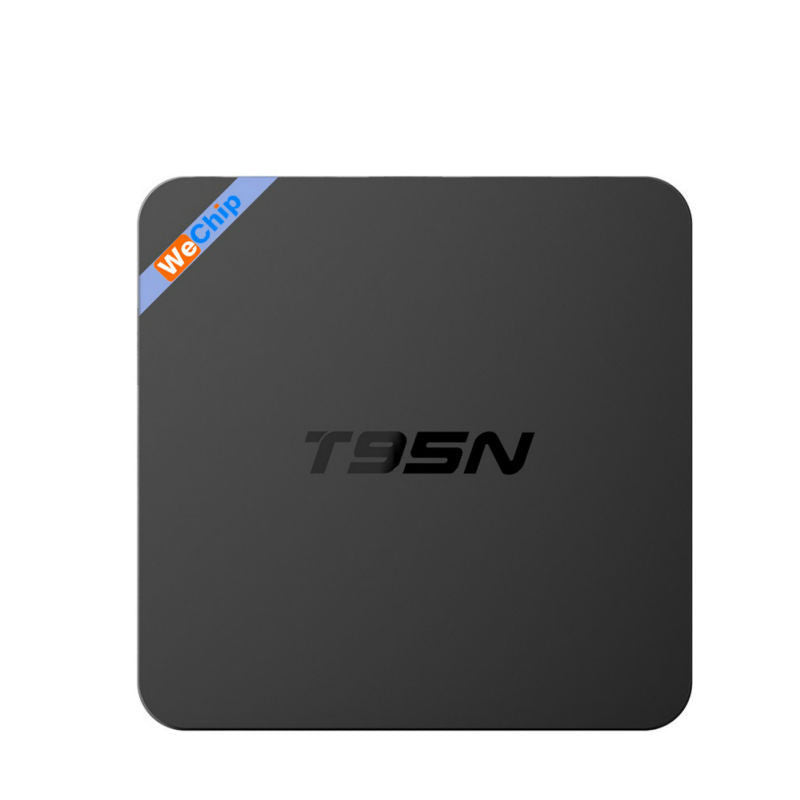 AU PlugOriginal WeChip T95N Mini M8S Pro Smart TV Box Android 6.0 2G 8G Amlogic S905X Quad Core Wifi Kodi16.0 Smart Media Player