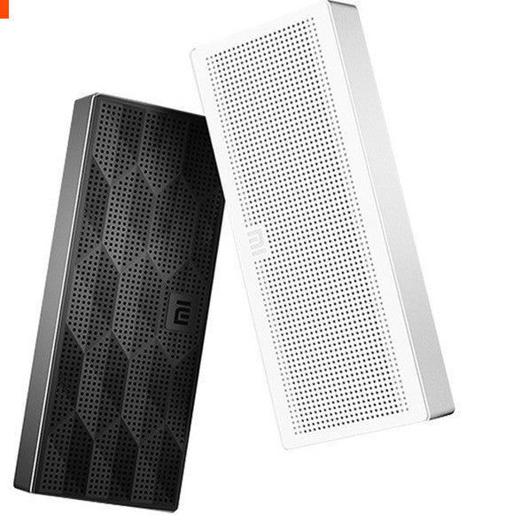 BlackOriginal Xiaomi Bluetooth 4.0 Speaker Mini Portable Wireless Loudspeaker Stereo Sound Box for iPhone 6S Plus 6S iPad Pro