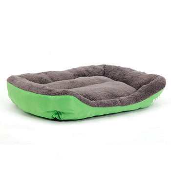 Green / SPet Dog Bed Warming Dog House Soft Material Pet Nest Dog Fall and Winter Warm Nest Kennel For Cat Puppy Plus size