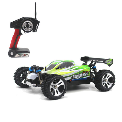 70KM/H 1:18 4WD RC Car JJRC A959 Updated Version A959-B 2.4G Radio Control Truck RC Buggy Highspeed Off-Road A979