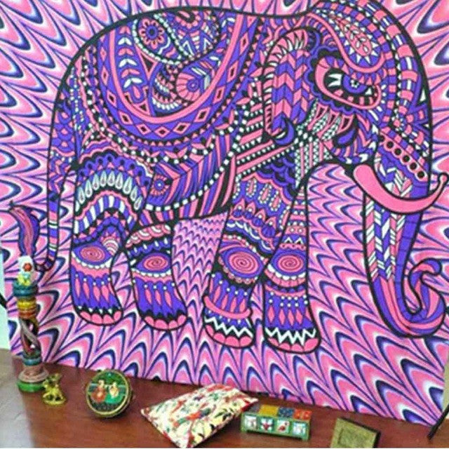 6 / 130x150cmIndian Mandala Tapestry Hippie Wall Hanging Tapestries Boho Bedspread Beach Towel Yoga Mat Blanket Table Cloth 210*150/150*130c