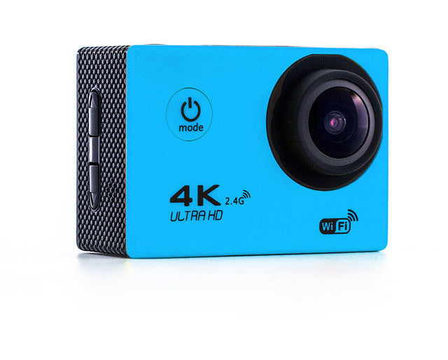 BlueF60/V3 Action Camera 4K 30FPS Wifi Ultra HD 16MP Waterproof 170D Xiao Go yi 4k EK EN Style Helmet Pro Deportiva Sport Camcorder
