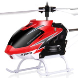 100% Original SYMA S5-N 3CH Mini RC Helicopter Built in Gyroscope Indoor Toy for Kids