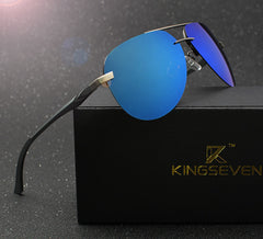 Aluminum Magnesium Polarized Sunglasses Men Driver Mirror Sun glasses Male Fishing Female Outdoor Sports Eyewear For Men - CelebritystyleFashion.com.au online clothing shop australia