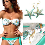 Swimwear Push Up Bikini Wire Free Brazilian Sexy Trendy Bikinis Bandage Beach Summer Style Lady Swimsuit Bathing Suit Bikini Set - CelebritystyleFashion.com.au online clothing shop australia