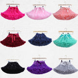 Baby Girls Chiffon Fluffy Pettiskirts Tutu Princess Party Skirts Ballet Dance Wear Kids Petticoat Clothes - CelebritystyleFashion.com.au online clothing shop australia