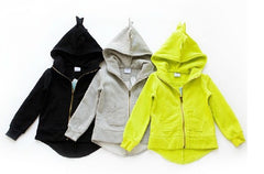 New 2015 baby The dinosaur hoodies kids jackets & coat boys girls outerwear baby spring autumn winter Long sleeve sweatshirts - CelebritystyleFashion.com.au online clothing shop australia