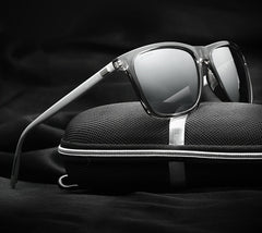 VEITHDIA Brand Unisex Retro Aluminum+TR90 Sunglasses Polarized Lens Vintage Eyewear Accessories Sun Glasses For Men/Women 6108 - CelebritystyleFashion.com.au online clothing shop australia
