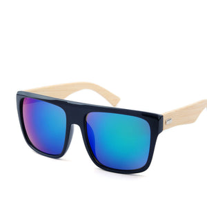 New Bamboo Sunglasses Men Wooden Sunglasses Women Brand Designer Mirror Original Wood Sun Glasses Oculos de sol masculino - CelebritystyleFashion.com.au online clothing shop australia