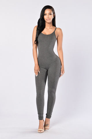bb187ee34452 Casual Fashion V-Neck Jumpsuit Bodysuits Overalls Kardashian Style ...