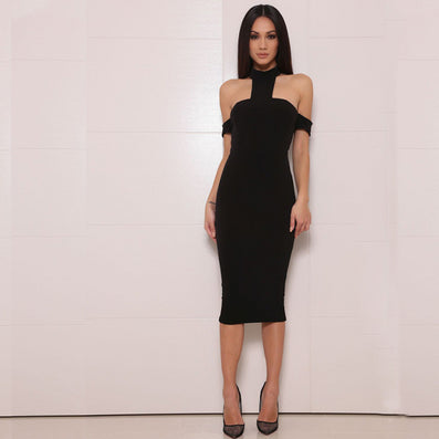 European Fitted Pencil Dress - CELEBRITYSTYLEFASHION.COM.AU - 2