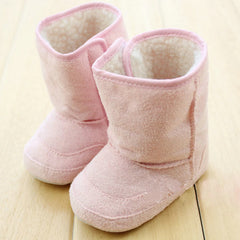 Super Warm Winter Baby Ankle Snow Boots Infant Shoes Pink Khaki Antiskid Keep Warm Baby Shoes First Walkers - CelebritystyleFashion.com.au online clothing shop australia