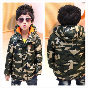 High Quality New Brand Winter Children Jackets For Kids Boy's Hooded Coats - CelebritystyleFashion.com.au online clothing shop australia