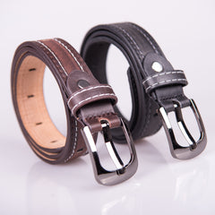 Child formal dress boys teenage belt hot designer kids PU leather fashion elastic belt buckle black Leisure strap Casual Belt - CelebritystyleFashion.com.au online clothing shop australia