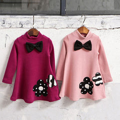 Girls Kids Costumes Dress Tops Dresses Long Sleeve 2-7 Y Baby Party Clothes LY9 - CelebritystyleFashion.com.au online clothing shop australia
