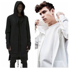 Men's Hoodie Sweatshirt New Special Design Spring Autumn Brand Men Solid Hoody Cardigan Outerwear Oversize Loose Fit Coat M-3XL - CelebritystyleFashion.com.au online clothing shop australia