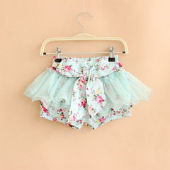 baby girls summer flower short pants new style fashion cute children clothing floral kids child lace shorts pants - CelebritystyleFashion.com.au online clothing shop australia