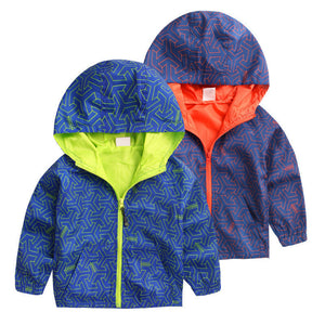 Kids Toddler Boys Jacket Coat Hooded Jackets For Children Outerwear Clothing Minnie Spring Baby Boy Clothes Windbreaker Blazer - CelebritystyleFashion.com.au online clothing shop australia