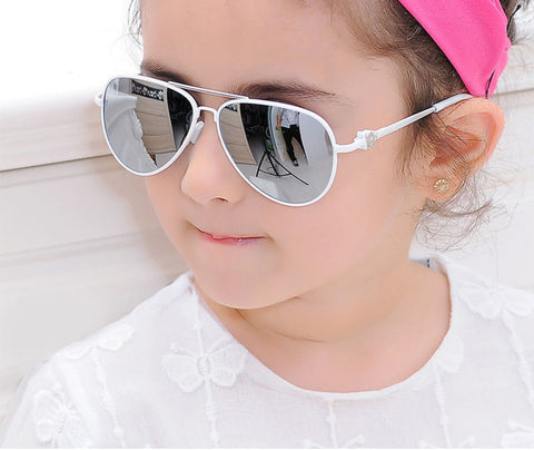 Fashion Children Sunglasses Boys Girls Kids Baby Child Sun Glasses Goggles UV400 mirror glasses Price 2611 - CelebritystyleFashion.com.au online clothing shop australia