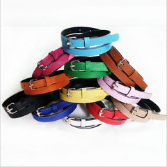 Multi-Color Women Belts Metal Buckle Wild Casual Thin Belts Female Cinto Femme Female Strap Belly Chain Nice Gift for Women - CelebritystyleFashion.com.au online clothing shop australia