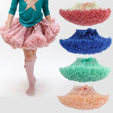21 colors baby girls tutu Fluffy Chiffon Pettiskirts Baby Girls Princess dance party Tulle tutu Skirt petticoat 12M-8T - CelebritystyleFashion.com.au online clothing shop australia