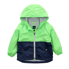 Kids Toddler Boys Jacket Coat Spring Autumn Hooded Windbreaker For Children Outerwear Minnie Baby Clothes infant Blazer Clothing - CelebritystyleFashion.com.au online clothing shop australia