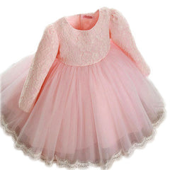 New summer and autumn Princess Girls Party Dresses for party baby fashion Pink Tutu dress Girls Wedding Dress kids dress - CelebritystyleFashion.com.au online clothing shop australia
