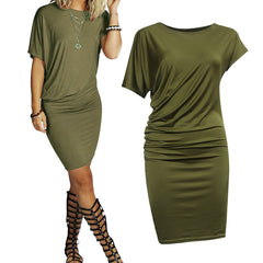 New Summer Style Casual Clothing Sexy Vintage Clubwear Evening Party Bandage Bodycon Women's Dresses - CelebritystyleFashion.com.au online clothing shop australia