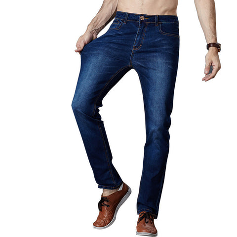 Brand Mens Jeans Slim Straight Stretch Pants Denim Trousers Size Jeans for Men - CelebritystyleFashion.com.au online clothing shop australia