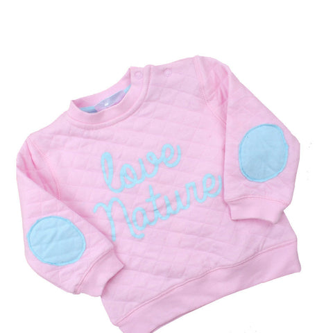 Autumn baby hoodies cotton long sleeve children sweatshirt tracksuit clothing kids pullovers lovely for boys girls warm clothes - CelebritystyleFashion.com.au online clothing shop australia